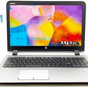 SSD 256 GB,HP English Laptop,Core i5-6th Generation,16 GB,Camera,DVD,Wifi,10 Pro