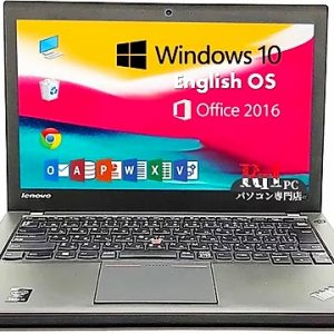 Lenovo English OS Laptop Computer Intel Core i5 -5300U 4 GB, 500 GB, Windows 10