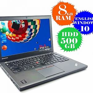 Lenovo English OS Laptop Computer Intel Core i5 -5300U 8 GB, 500 GB, Windows 10