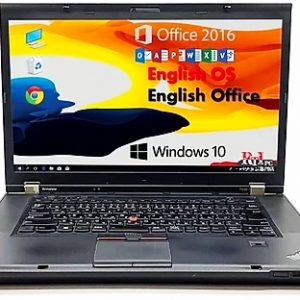 MS Office English OS Laptop T530 Intel Core i5 3rd Gen. , 8 GB, 500