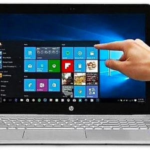 4K TOUCH-SCREEN HP Intel Core i7 , 12 GB RAM ,SSD128 + 1TB HDD