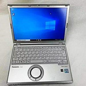 Used Eng laptop Panasonic CF-SZ5-8256E Core i5-6th 8GB SSD256 Wifi Office Win 10