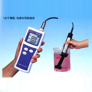 TURBIDITY AND COLORITY SENSOR